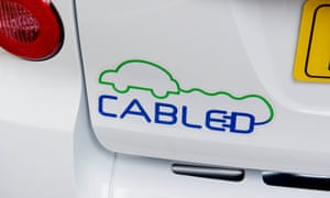 The government target is for electric cars to make up 9% of the fleet by 2020.