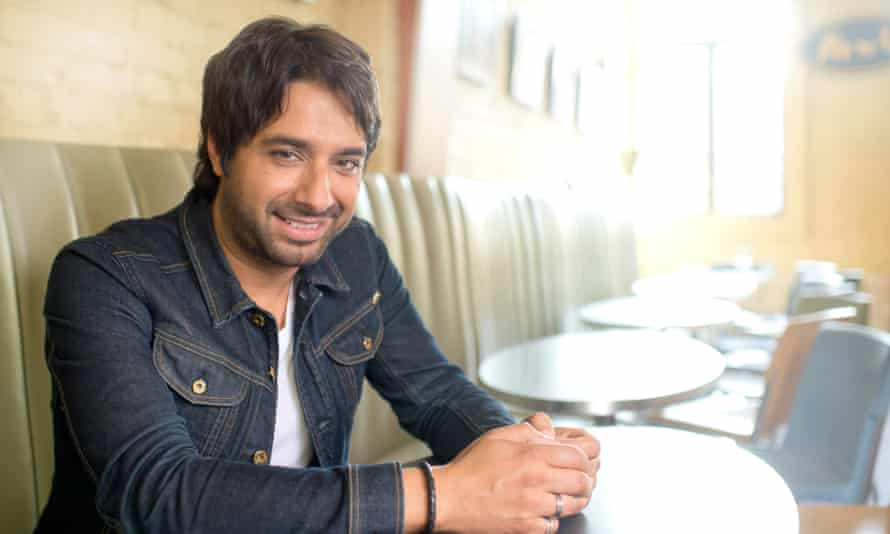 Jian GhomeshiTORONTO, ON - AUGUST 30: Big interview with CBC star Jian Ghomeshi on the occasion of his new book about his youth and music: 1982.