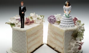 The Government is proposing changes to divorce law.