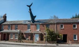 The Headington Shark House