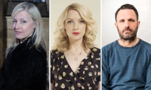'A classic 6 Music cabinet reshuffle' ... (L-R) Mary Anne Hobbs, Lauren Laverne and Shaun Keaveny.