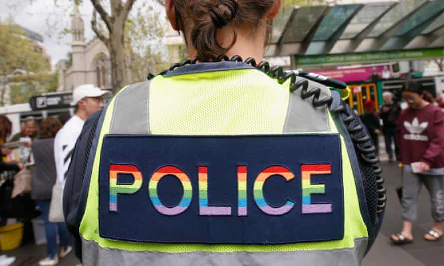 LGBTI officers continue to experience discrimination inside Victoria police, a report has found.