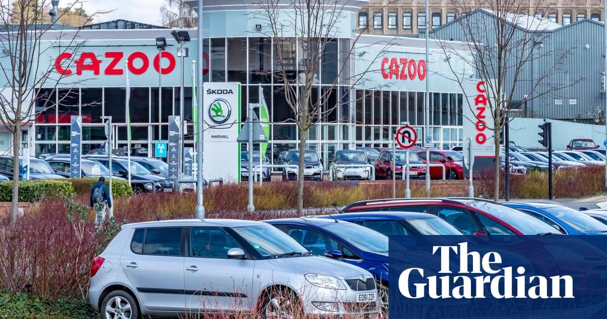 英国在线汽车销售商Cazoo将以70亿美元的价格在纽约证券交易所上市