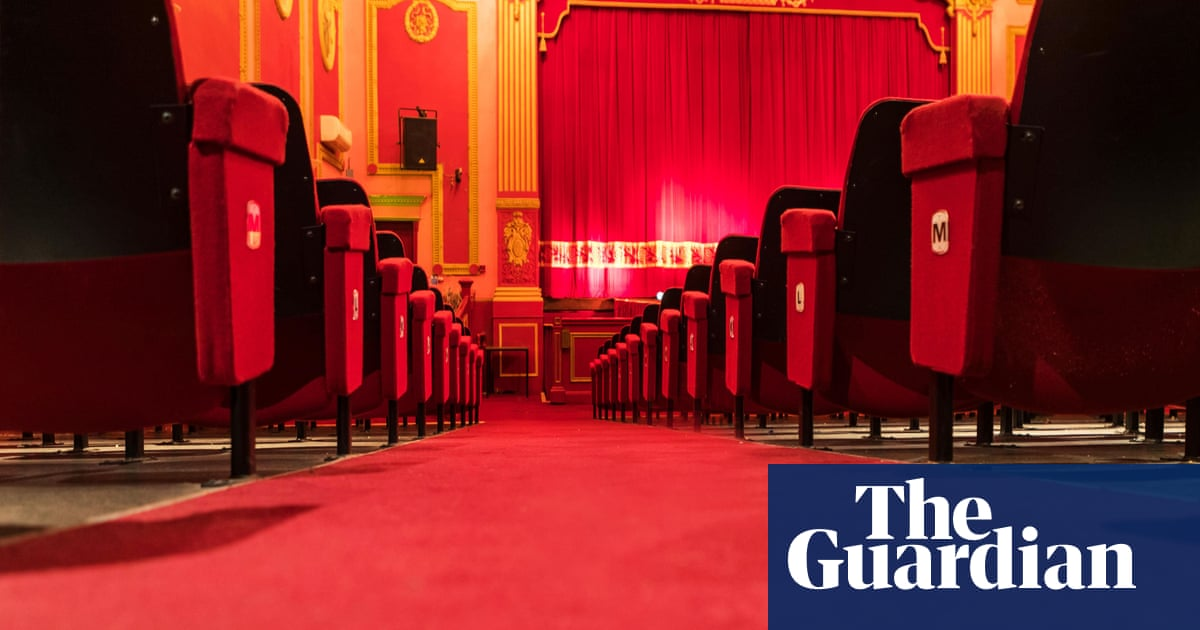 Crippled by Covid: the vintage British cinemas under threat – in pictures