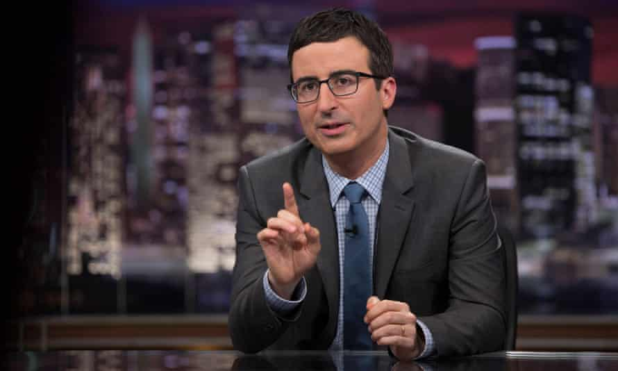 John Oliver paid a special tribute to the Syrian refugee Noujain Mustaffa on Last Week Tonight.