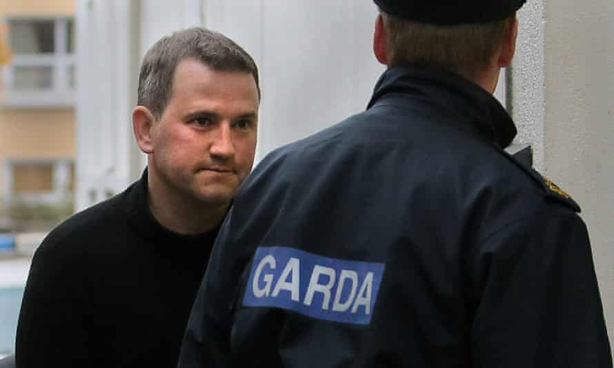 Graham Dwyer, then 41, at Dun Laoghaire district court, Dublin, in 2013.