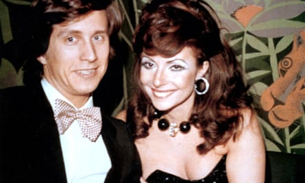 Gucci and Reggiani as a young, glamorous couple in the 80s.