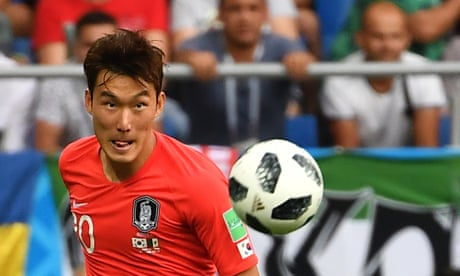 Defender gets life ban from South Korea team for false military service claims