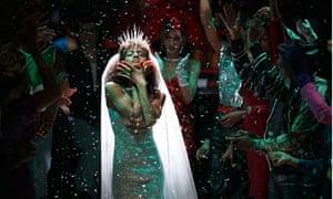 Dancing queen... Indya Moore.