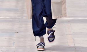 a962d267 Socks'n'sandals: how the faux pas went mainstream | Fashion | The ...