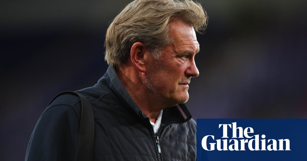 Glenn Hoddle: 'I don't think I will ever be without football in my life'