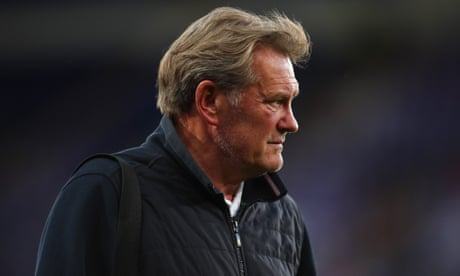 Glenn Hoddle: 'I don't think I will ever be without football in my life'   Paul MacInnes