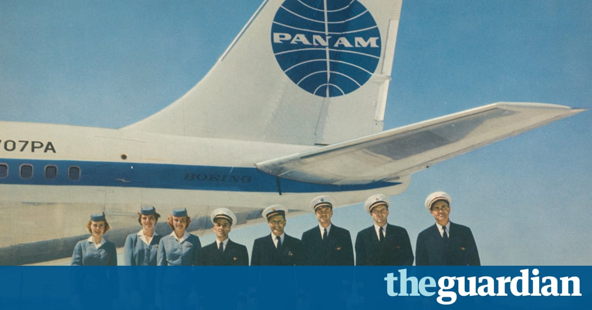 Come fly with me: the glorious heyday of Pan Am in pictures