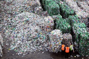 The Closed Loop Recycling plant in London