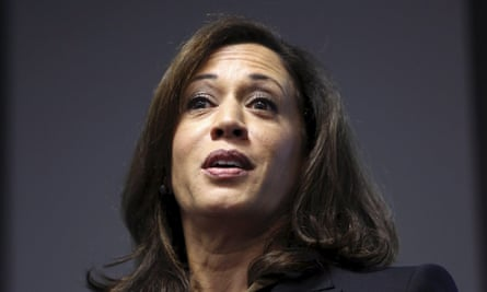 California attorney general Kamala Harris welcomed the death knell for the Kill the Gays ballot initiative.