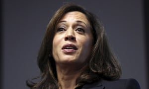 'The bottom line is, the people have a right to know what's going on,' said California attorney general Kamala Harris.