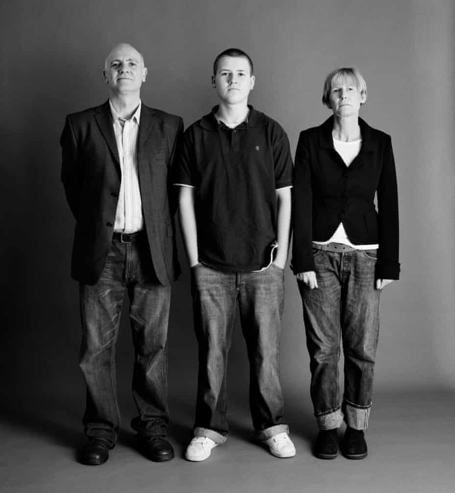 2005: Frank and Sue, 50, Eddie, 14.