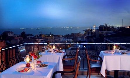 Sarnic Hotel, Istanbul