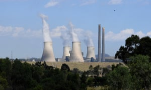 Bayswater power station, near Muswellbrook