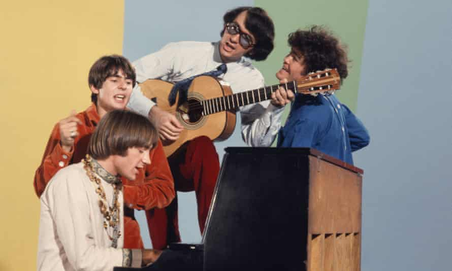 Canned heat: The Monkees