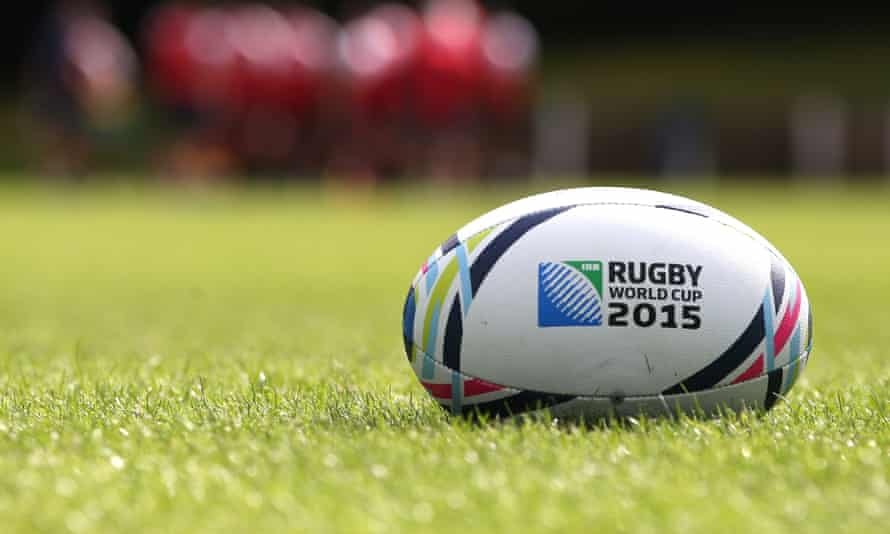Rugby World Cup 2015 ball