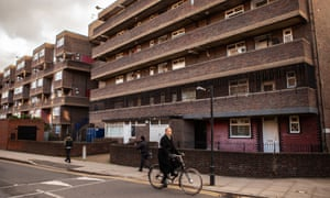 The Chicksand Estate in Tower Hamlets