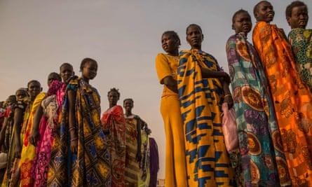 IDPs in South Sudan