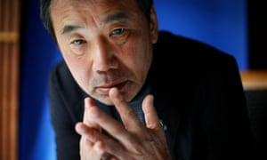 'If it continued, I worried, I would be completely emptied out.' …Haruki Murakami.
