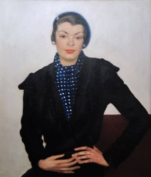 Portrait of Miss Watts, 1932