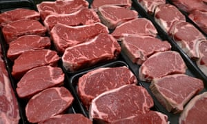 steaks and other beef products