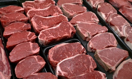 The link between too much red meat and cancer is weak.