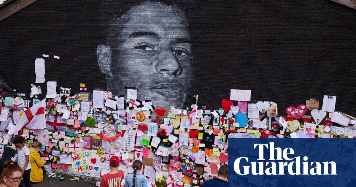 'A lasting legacy of tolerance': Marcus Rashford messages to be preserved