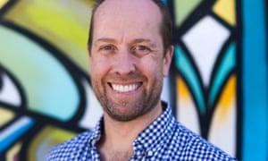 Energy Locals founder Adrian Merrick