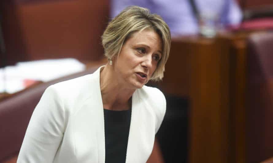 Labor senator Kristina Keneally