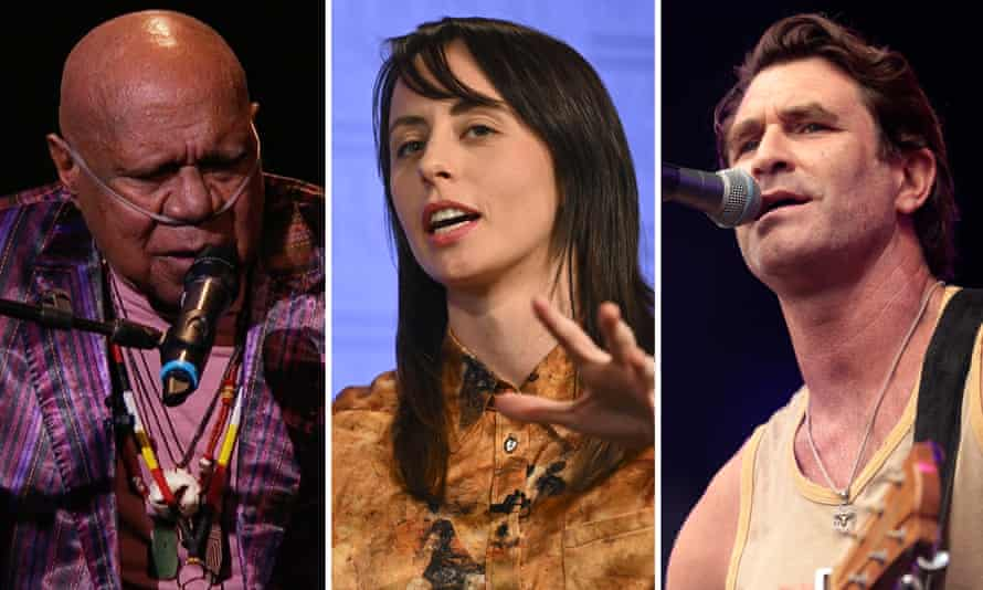 Archie Roach, Gordi and Pete Murray