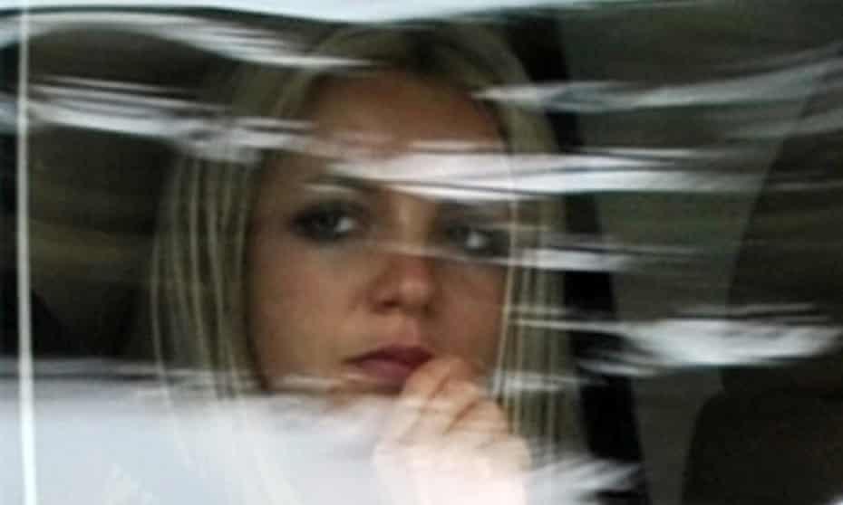 Britney Spears in 2008.