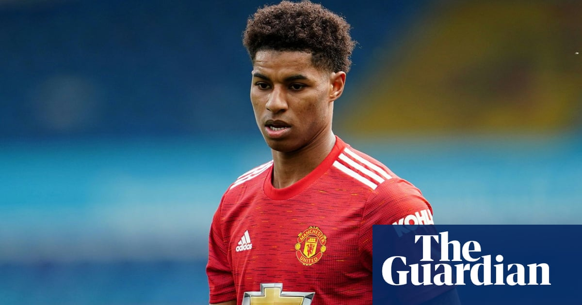 Marcus Rashford calls for universal credit cut to be axed