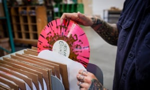 Cascade Record Pressing specializes in small and mid-size labels, indie artists and small record runs.