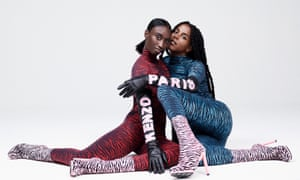 Kenzo X H M s new campaign  an important statement about fashion ... 33c2b289579