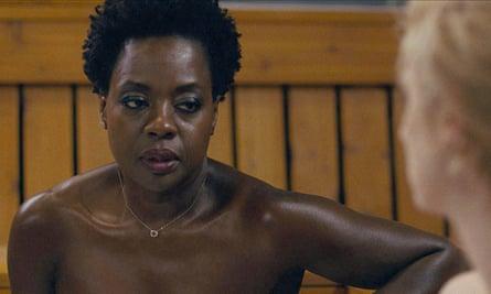 Viola Davis in Widows.