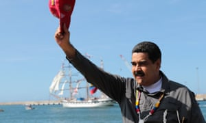 """""""The future is now,"""" President Nicolás Maduro said in a recent speech promoting the digital currency. """"Venezuela is moving forward as en economic powerhouse."""""""