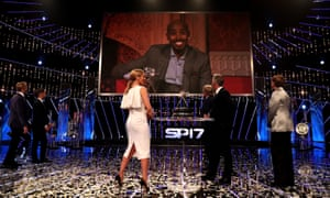 Mo Farah won the BBC Sports Personality of the Year award in 2017.