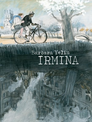 Irmina by Barbara Yelin - Press cover image