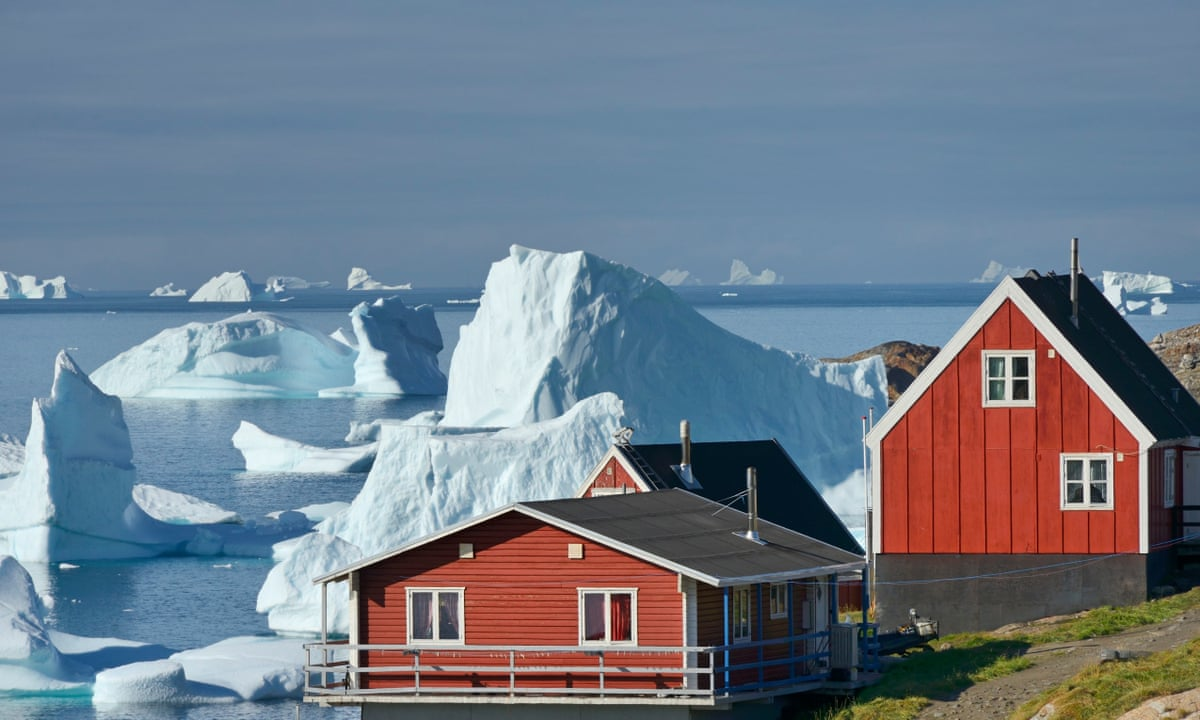 As climate change heats up arctic residents struggle to Regional house