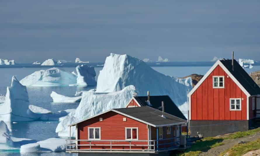 There's a shortage of housing solutions in the far north, where the Arctic is warming faster than expected.