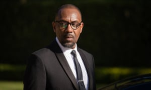 No screentime for the Big Bad? ... Lenny Henry as Daniel Barton in Doctor Who.