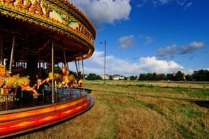 Carousel on Common