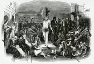 Solomon Eagle, or Eccles, who - with a pan of live charcoal burning on his head - preached repentance in the streets of London during the Plague.