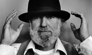 Ferlinghetti, seen in 1982 in San Francisco, rejects the term 'memoir' for his new book.