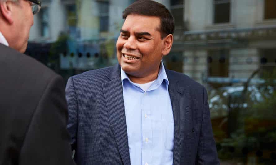Khalid Mahmood, Labour MP for Birmingham Perry Barr